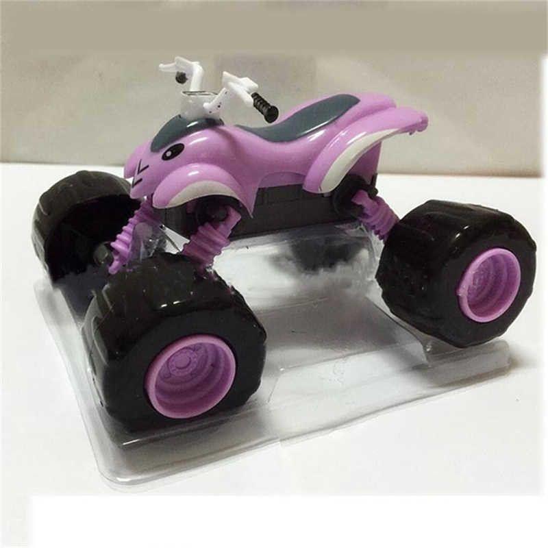 2016 hot 14cm pvc 6pcs Vehicle Car Blaze and the Monster Machines Transformation Toys for kids juguete car toys