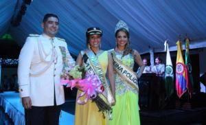 Policia Metropolitana De Ibague Se Hace Participe Del Festival Folclorico Colombiano