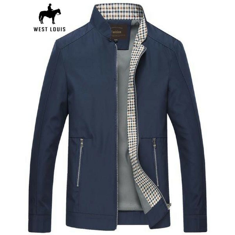 Business Man Spring Jacket Mens Jackets Casual Business Casual