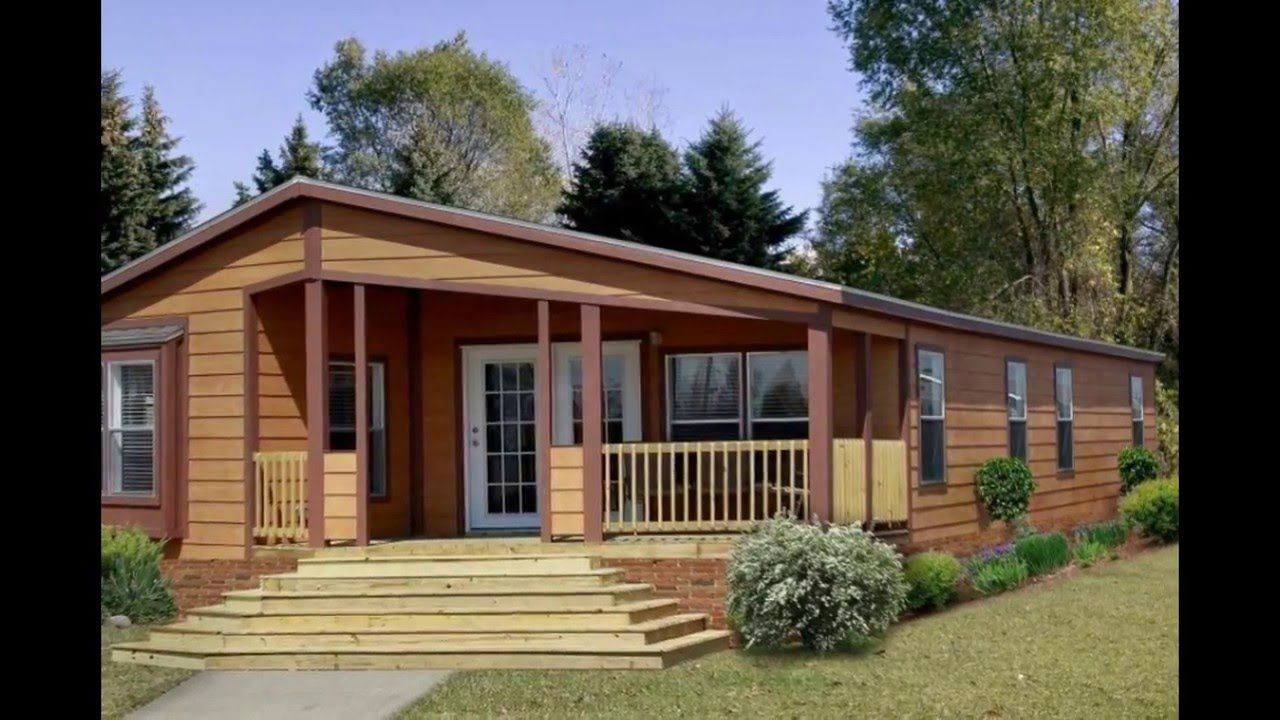 log cabin mobile homes style small home with loft plans | Home ...