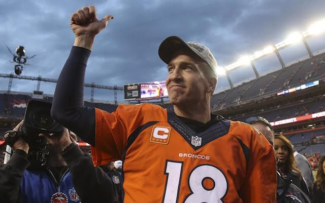 Super Bowl 2016: This stat perfectly shows Peyton Manning ...