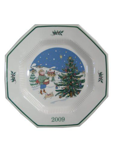 Nikko Christmastime Collector Plates Decorative Plates