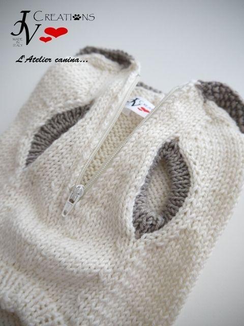 Jacket sweet spring | Dog sweaters | Pinterest | Ropa para perros ...