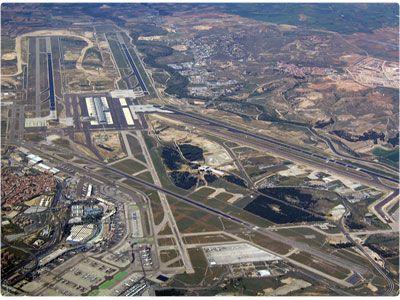 Worlds Biggest Airport World Airport Pinterest - Biggest airport in usa