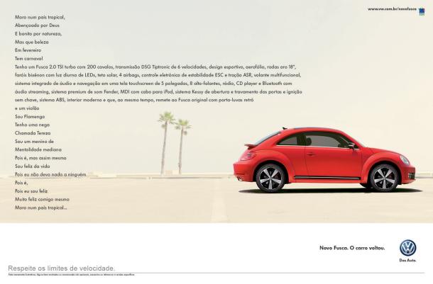 Imprensa Volkswagen | Campanhas Publicitárias