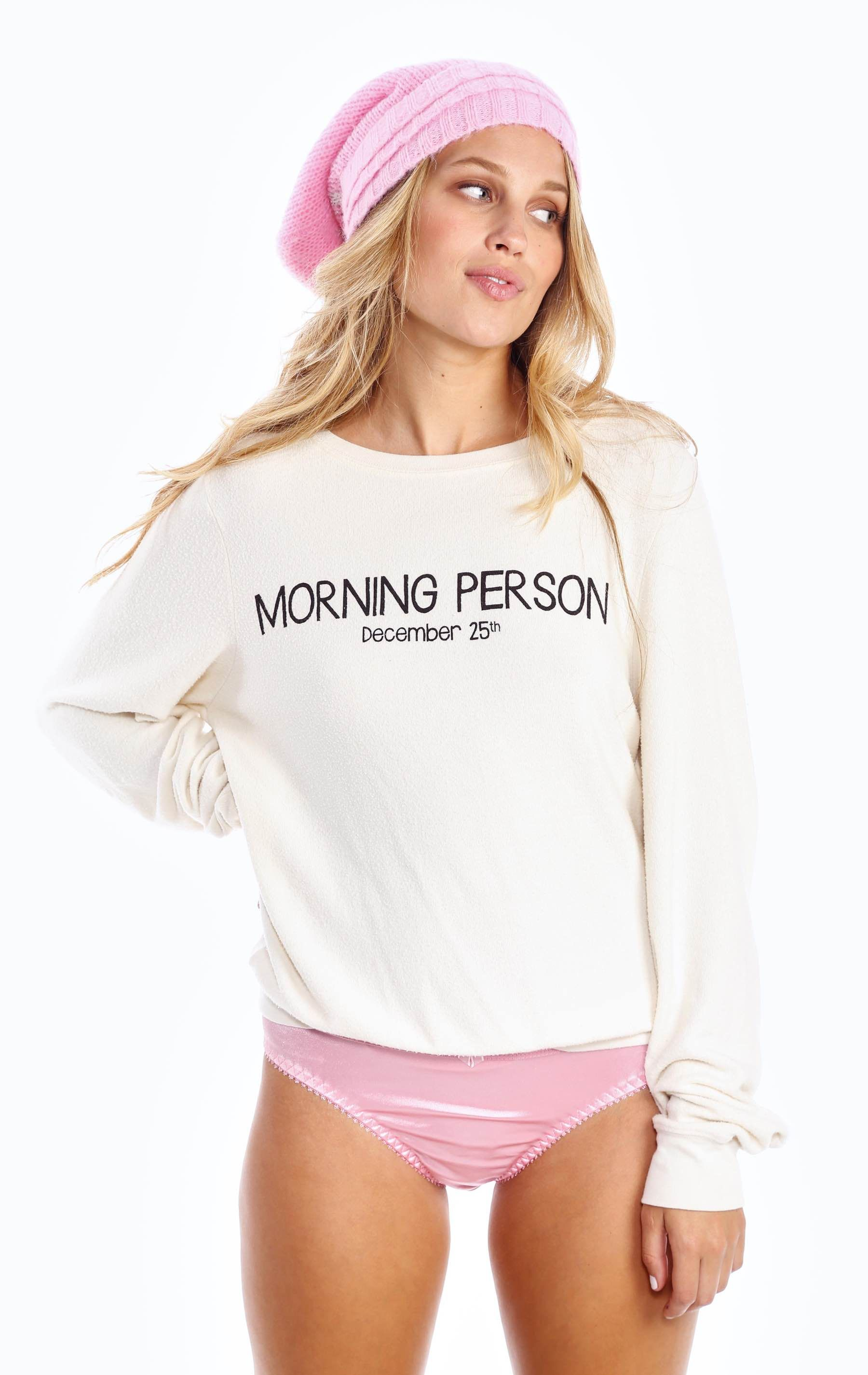 Wildfox Christmas Sweatshirt.Wildfox Holiday 15 Pink Christmas Sweatshirts Wildfox