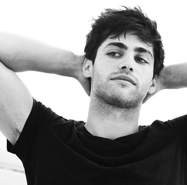 Alec Lightwood - Matthew Daddario via @stewartshining