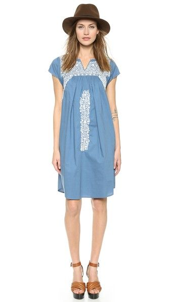 Ulla Johnson Dahlia Dress - love this.
