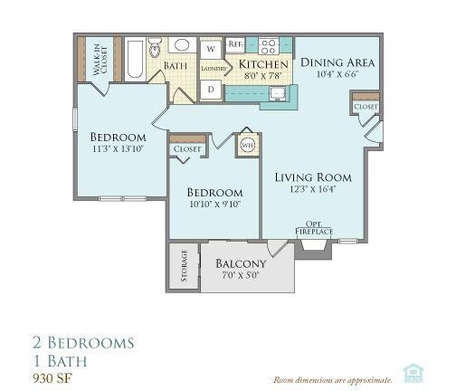 apartment unit plans | floor plans | luxury rental apartments