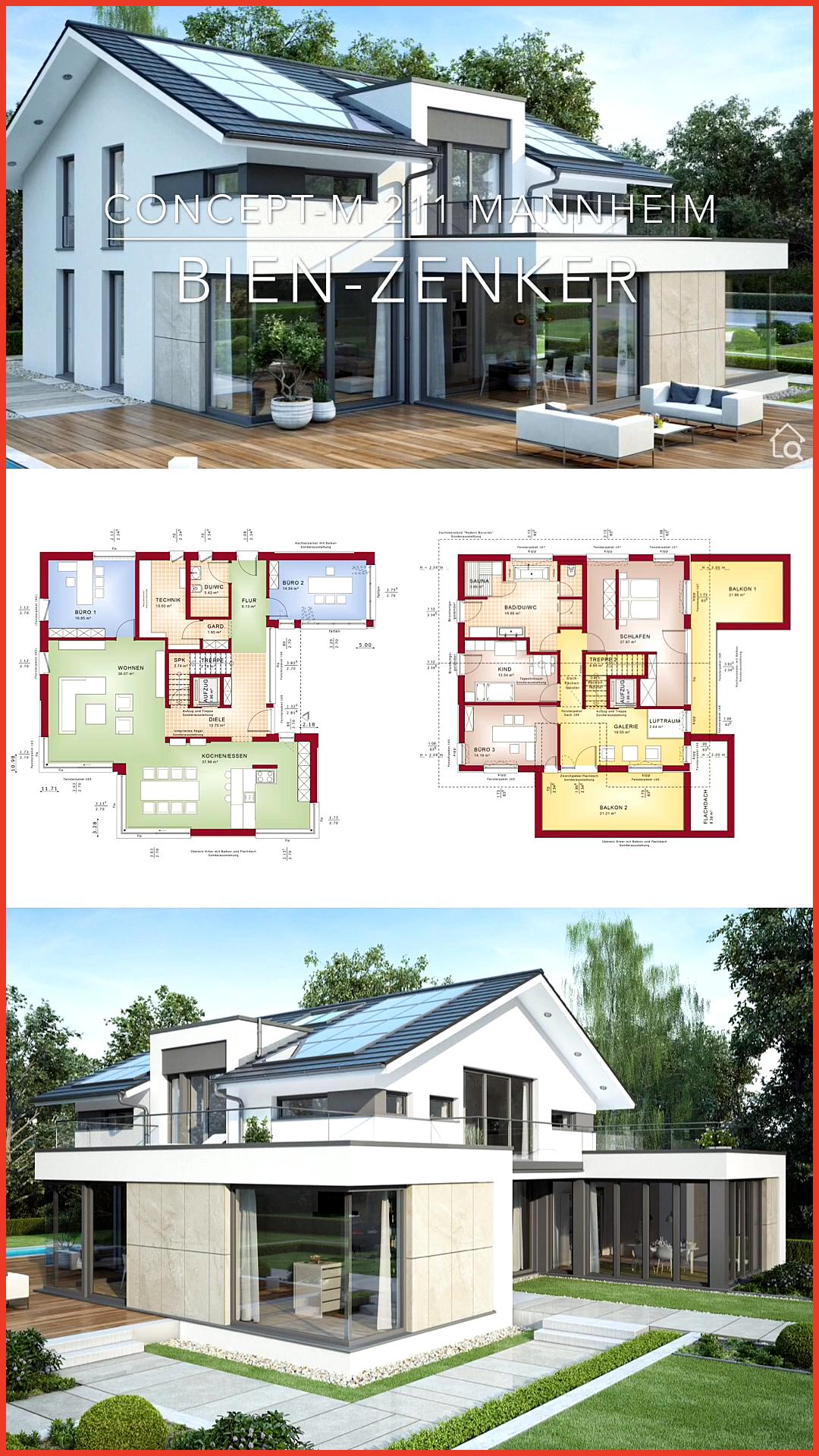 32+ European modern house plans ideas