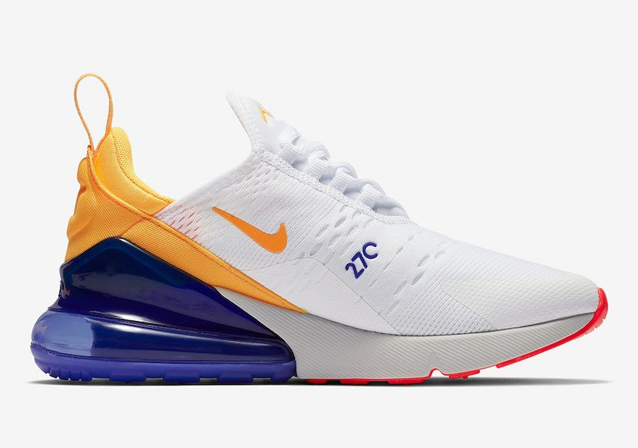 Nike Air Max 270 Philippines AH6789 105 Release Date SBD