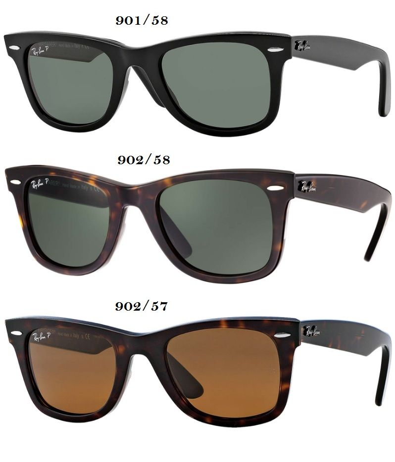 41c19f41e5014 Ray Ban Original Wayfarer Polarizados Rb2140 Made In Italy -   1.499,00 en  Mercado Libre