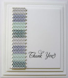 SUE WILSON CLEAN AND SIMPLE ZIG ZAG BORDER DIE SET CED8401 CREATIVE EXPRESSIONS
