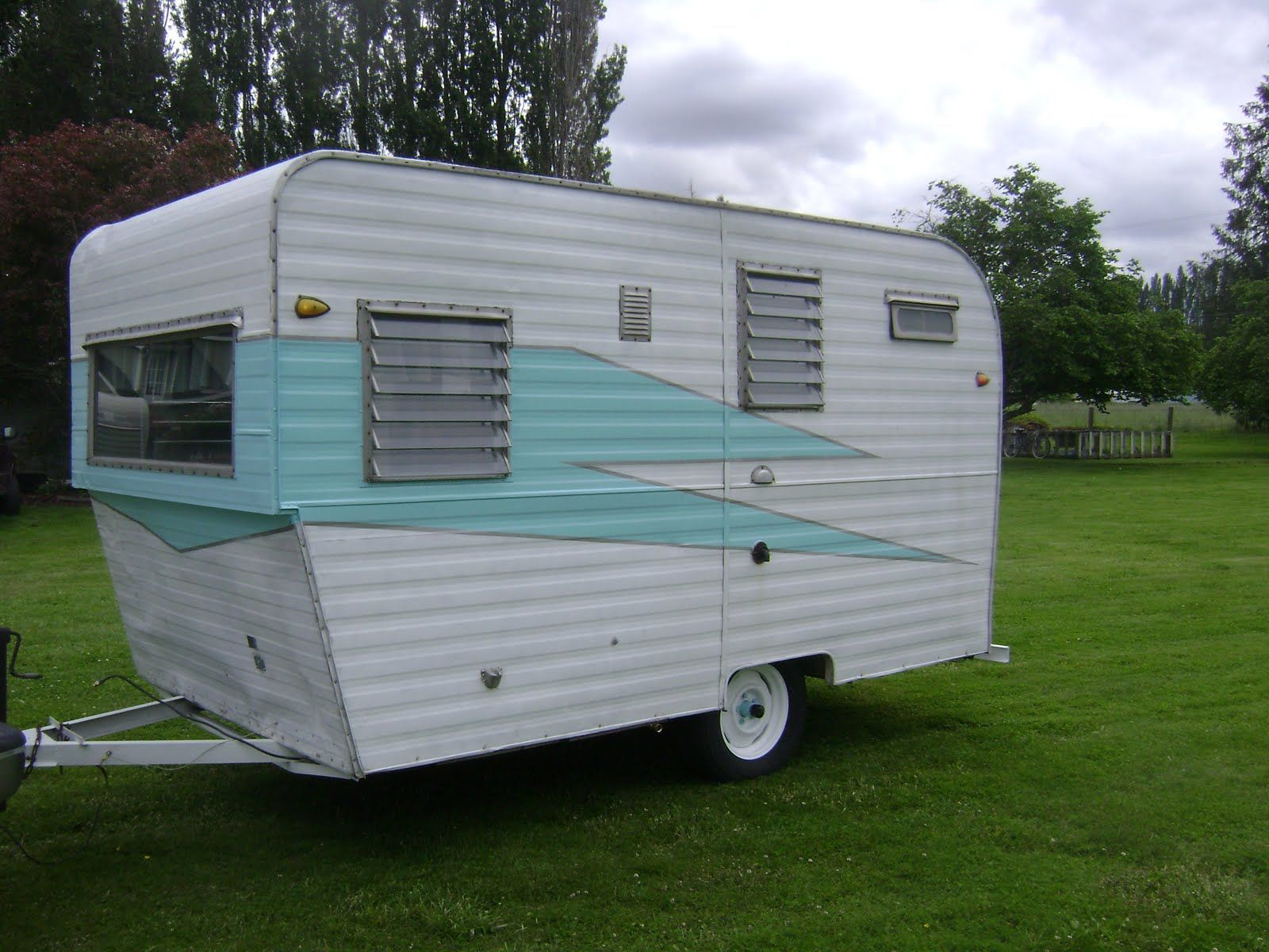 small camping trailers for sale for sale 2995 13ft vintage dalton - Small Camper Trailer