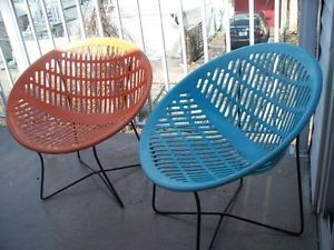 2 Retro Solaire Patio Chairs City Of Montreal Greater Montreal Image 1 Meuble Jardin Montreal Ville Retro