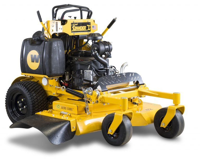 Product roundup: Wright adds 42″ deck to stand-on mowers | Equipment
