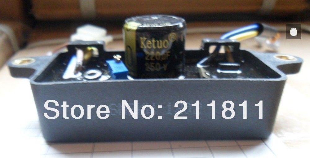 Voltage Regulator Rectifier AVR For Generator 2KW 2.2KW 2.5KW 2.8KW 3KW