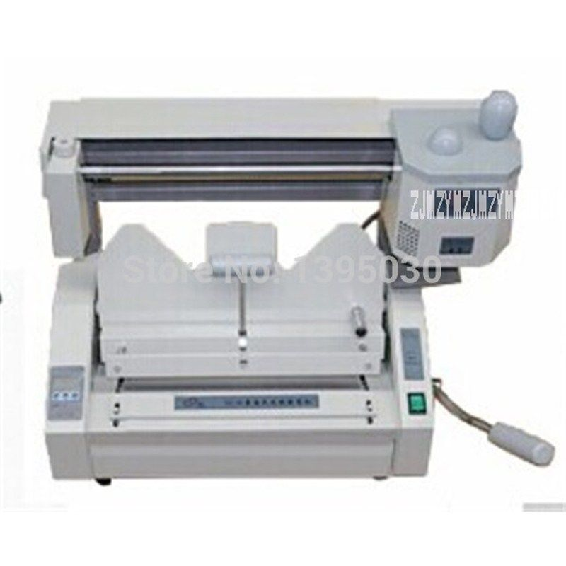 1Pc Perfect Binder ,glue Book Binding Machine Dc-30