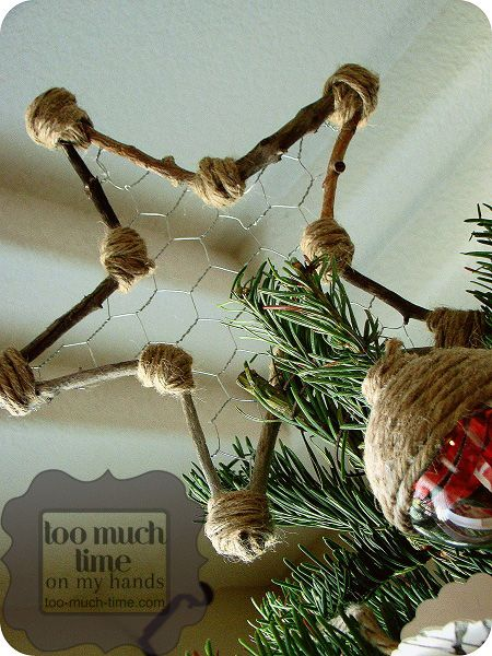 Christmas Decor · Better Homes And Gardens Tree Topper From Kim At Too Much  Time On My Hands 3