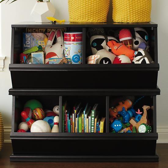 Storagepalooza Land Of Nod Kids Storage Bins Kids Toy Boxes