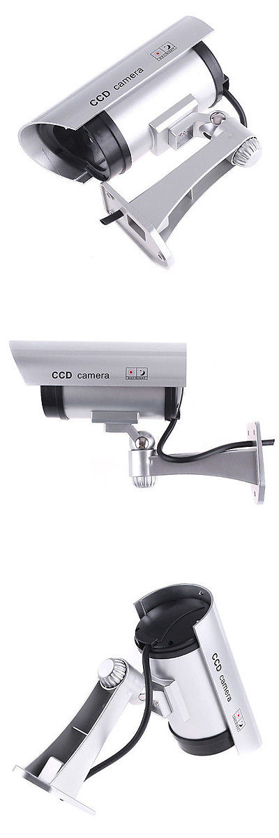 Dummy Cameras: 10 Pcs Wireless Dummy Ip Camera Security Surveillance Ir Led Outdoor/Indoor R8y5 -> BUY IT NOW ONLY: $45.82 on eBay!