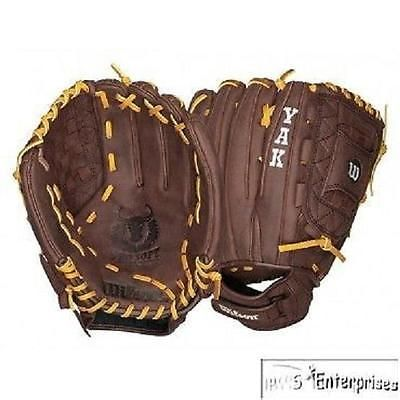 Gloves And Mitts 16030 Wilson A1500 Fp125 Pro Soft Yak 12 1 2 Fastpitch Softball Glove New Buy Fastpitch Softball Gloves Fastpitch Softball Softball Gloves