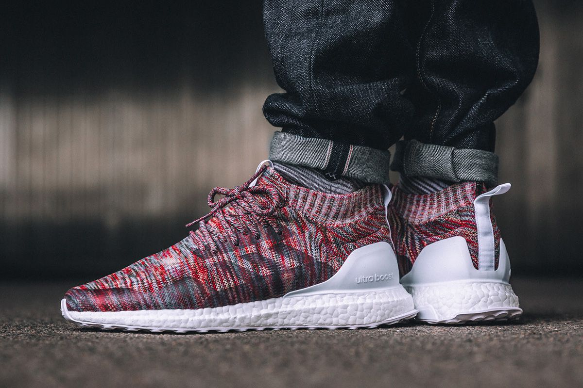 On Foot: KITH x adidas Consortium