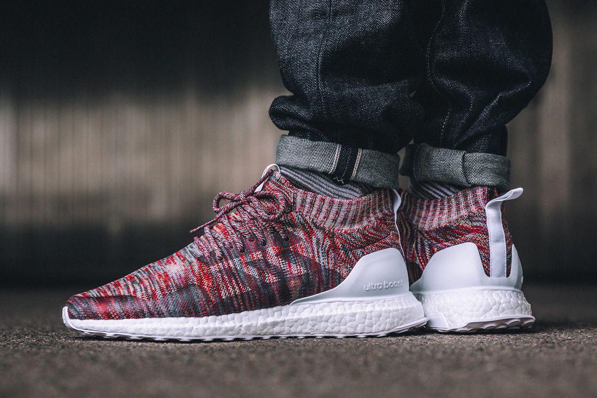 "aa3fa6383a4f3 On-Foot  KITH x adidas Consortium ""Aspen Pack"" - EU Kicks Sneaker Magazine"