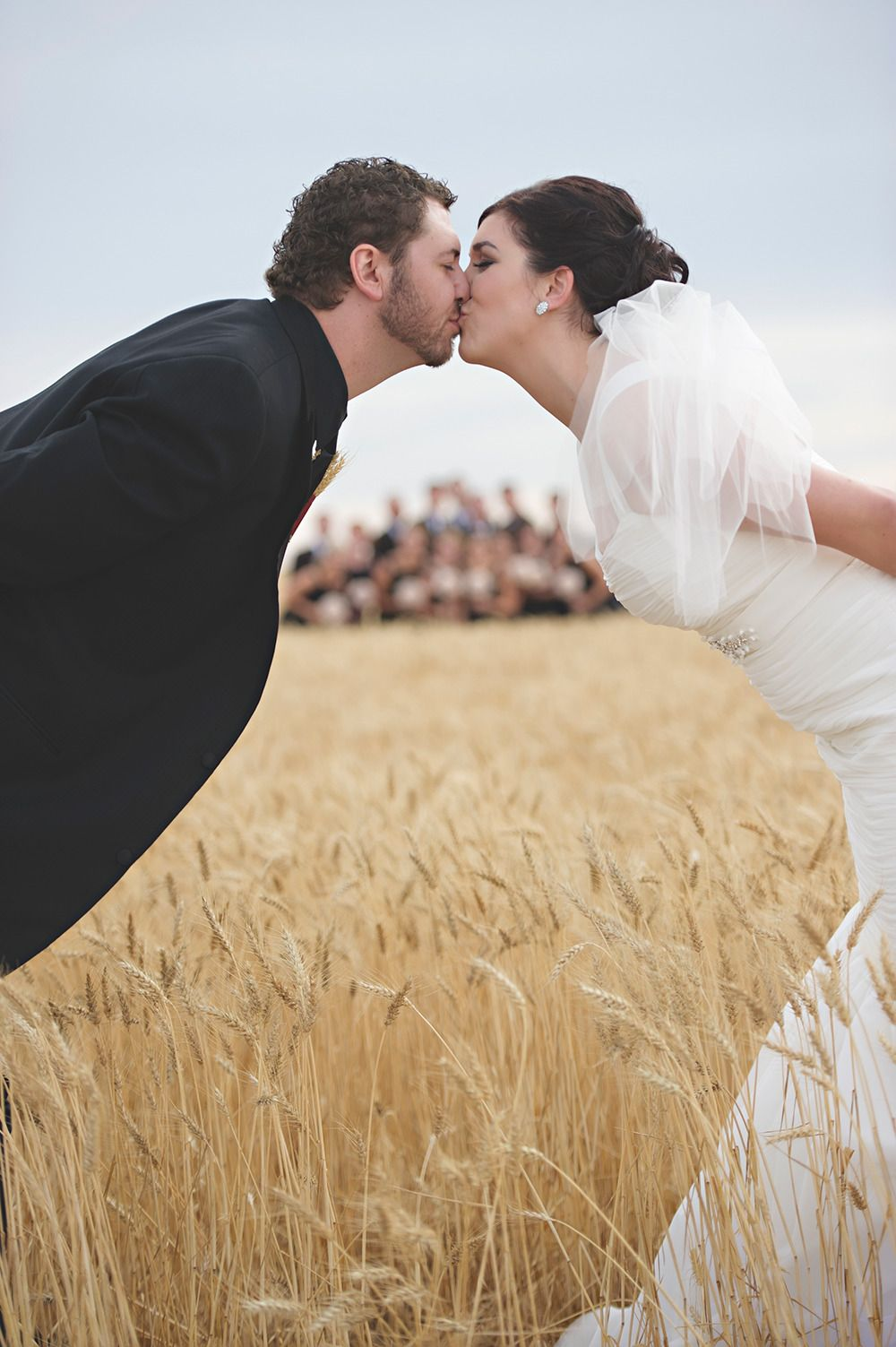 Saskatchewan Wedding Photography: Saskatchewan Wedding From Prairie Lane Photography