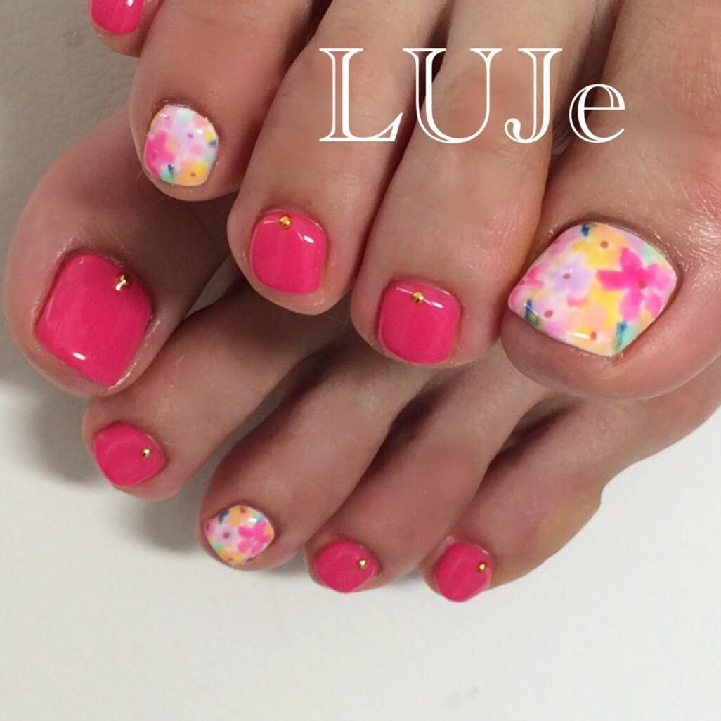 Pin by Annie Laux on NAIL ART FOR THE FEET !! Toe nail