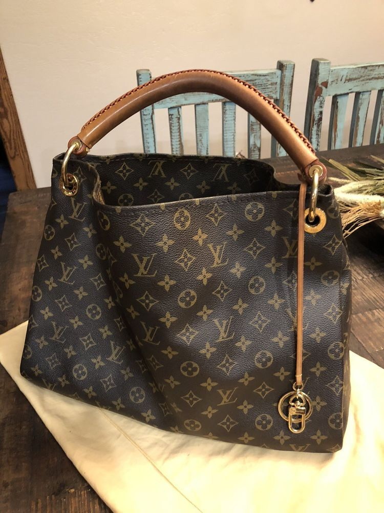 e11f14d7060 Authentic Louis Vuitton LV Artsy GM Monogram Bag Canvas Pre-Loved #fashion  #clothing #shoes #accessories #womensbagshandbags (ebay link)