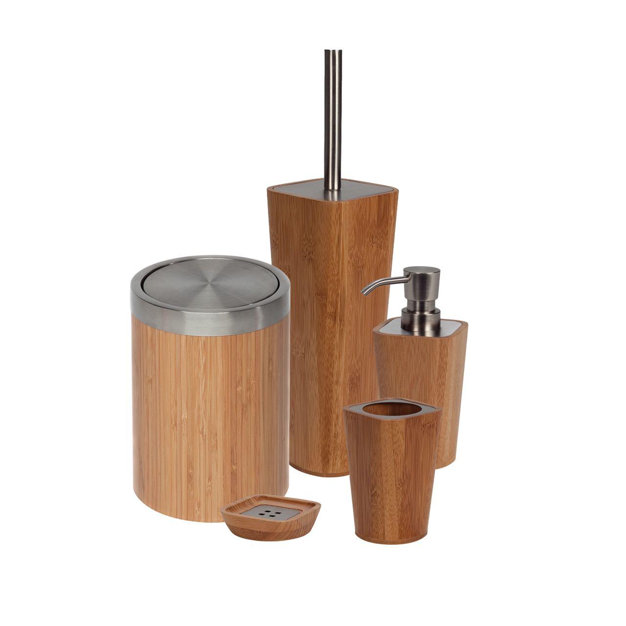 Bamboo Bathroom Accessories Spotlight  Training4Green Fair Bamboo Bathroom Accessories Review