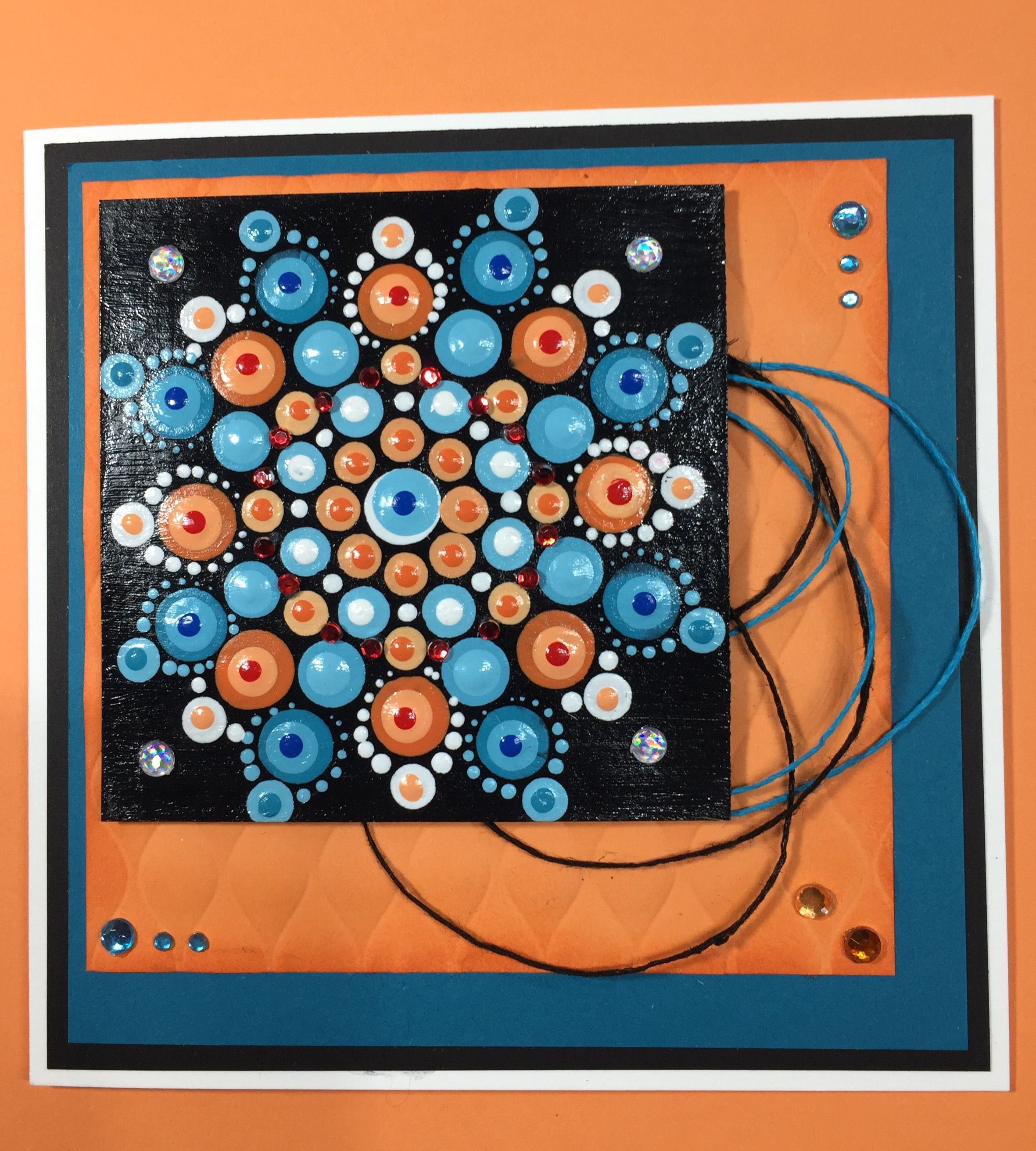 Pin By Karen Mulholland Lindsay On My Dot Painting