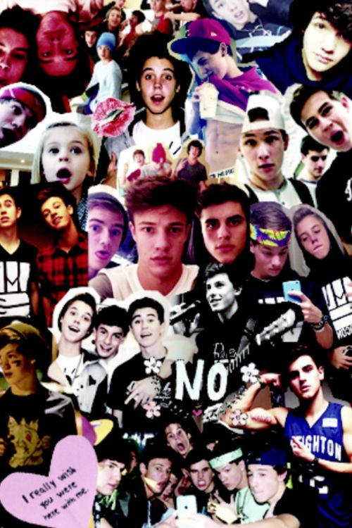 Magcon boys wallpaper Old Magcon.. Pinterest Boys