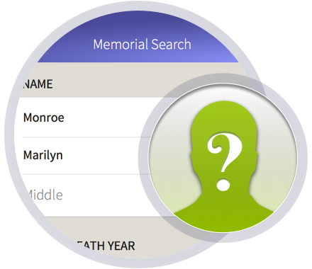 Find A Grave Mobile App for iPhone Mobile app, App
