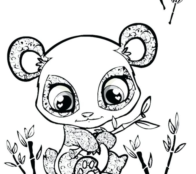 678x600 baby animal coloring pages dieren tekenen