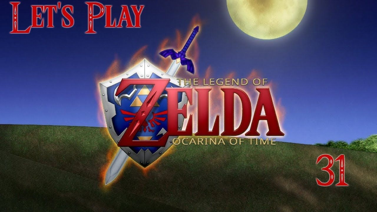 Let's Play Ocarina of Time 31 The Shadow Temple