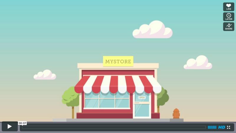 Pohyblivá inšpirácia – Corner Shop Animation (Video Teaser) - http://detepe.sk/pohybliva-inspiracia-corner-shop-animation-video-teaser/