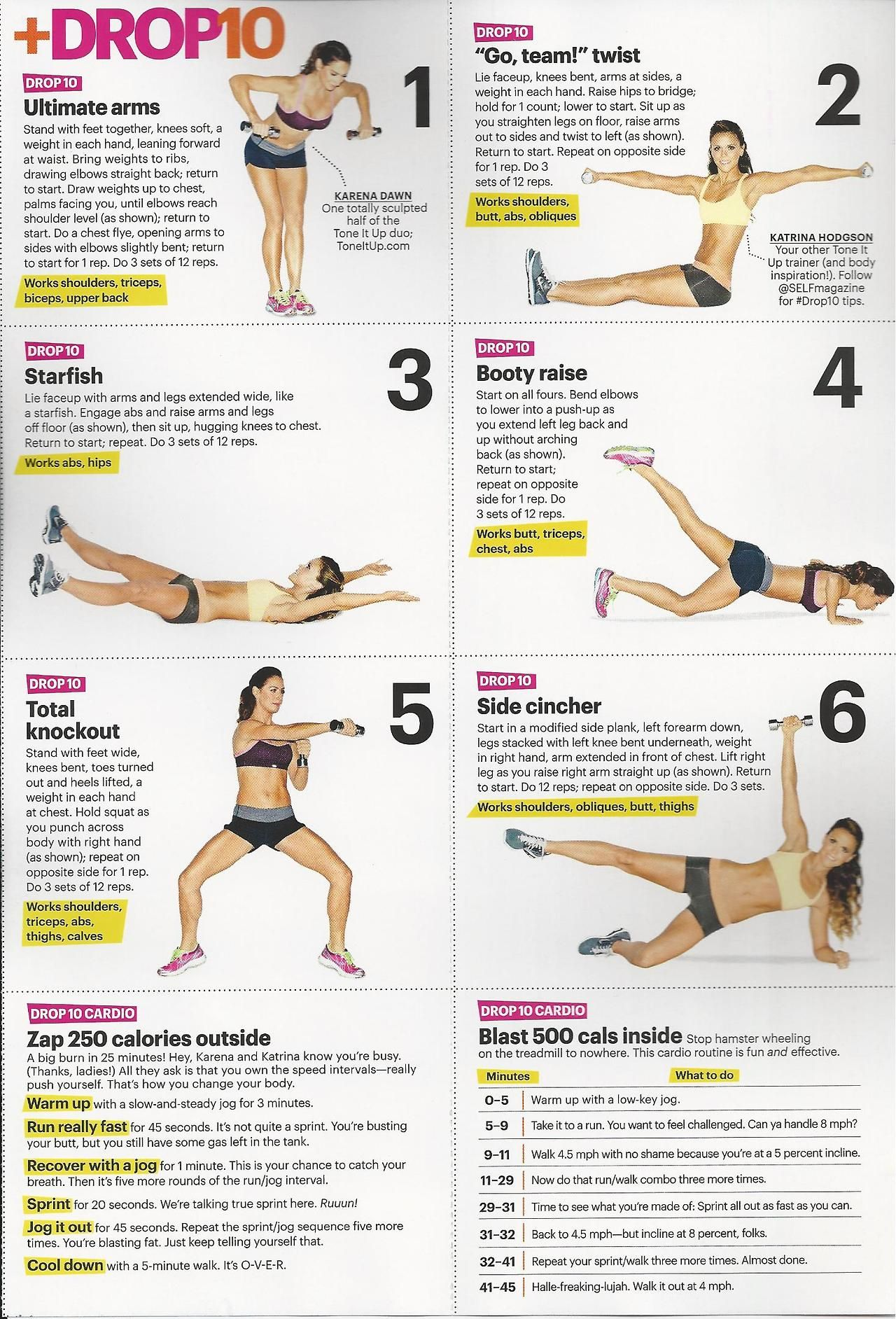 Pin By J Scott On Work It Tone It Up Fitness Body Exercise