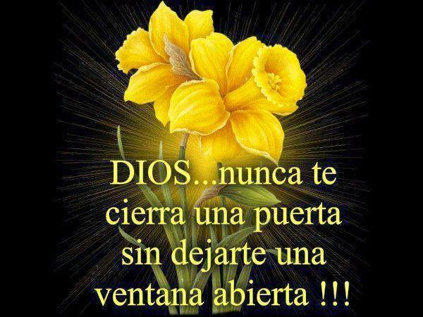 Confía en Dios. ~ Gloria y Poder de Dios