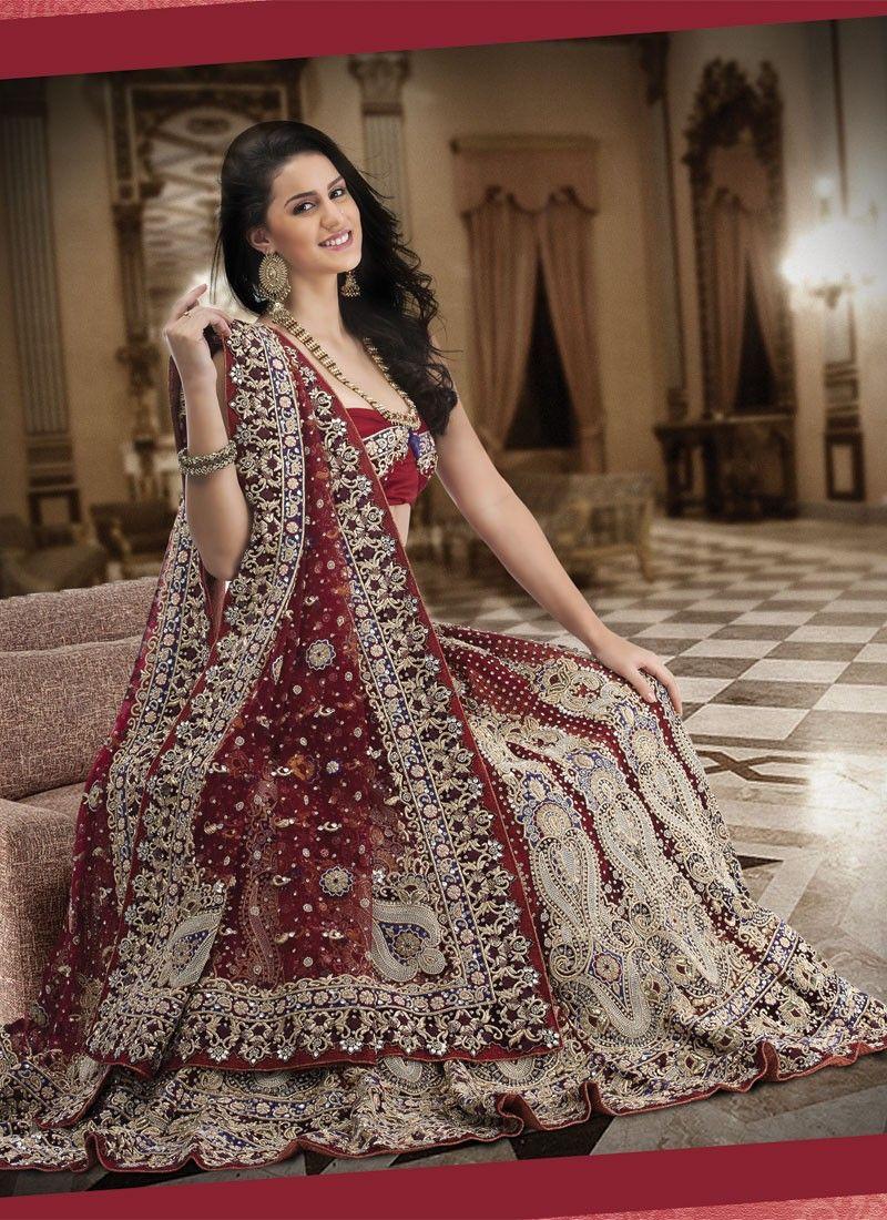 lehenga choli back designs for wedding lehenga choli designs 2014 1