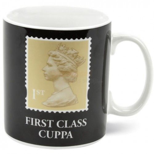 First Class Cuppa Mug  from Personalised Gifts Shop - ONLY £8.99