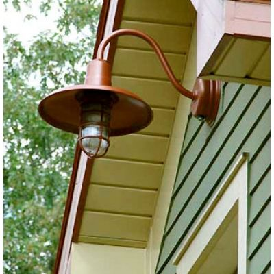 discount barn lighting. Shallow Bowl Gooseneck Shade   Discount Barn Lighting