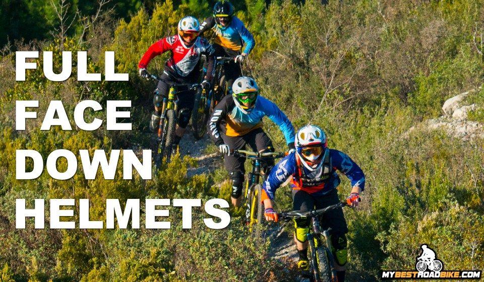 Full Face Down Helmets Best Road Bike Helmet Road Bike