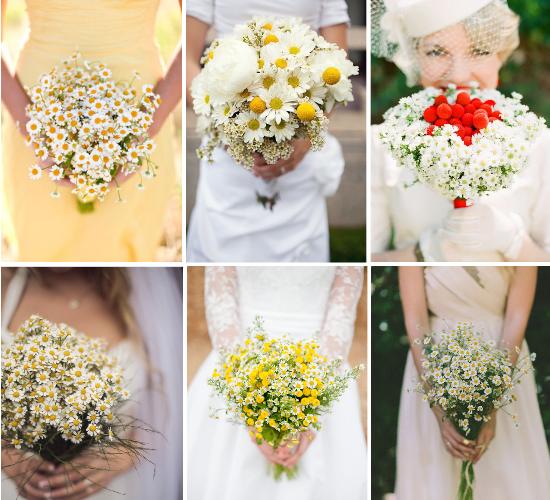 Risultati immagini per margherite bouquet sposa