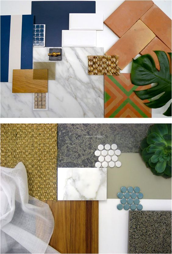 Interior design moodboards like the top bottom - Interieur eclectique maison citiadine arent pyke ...
