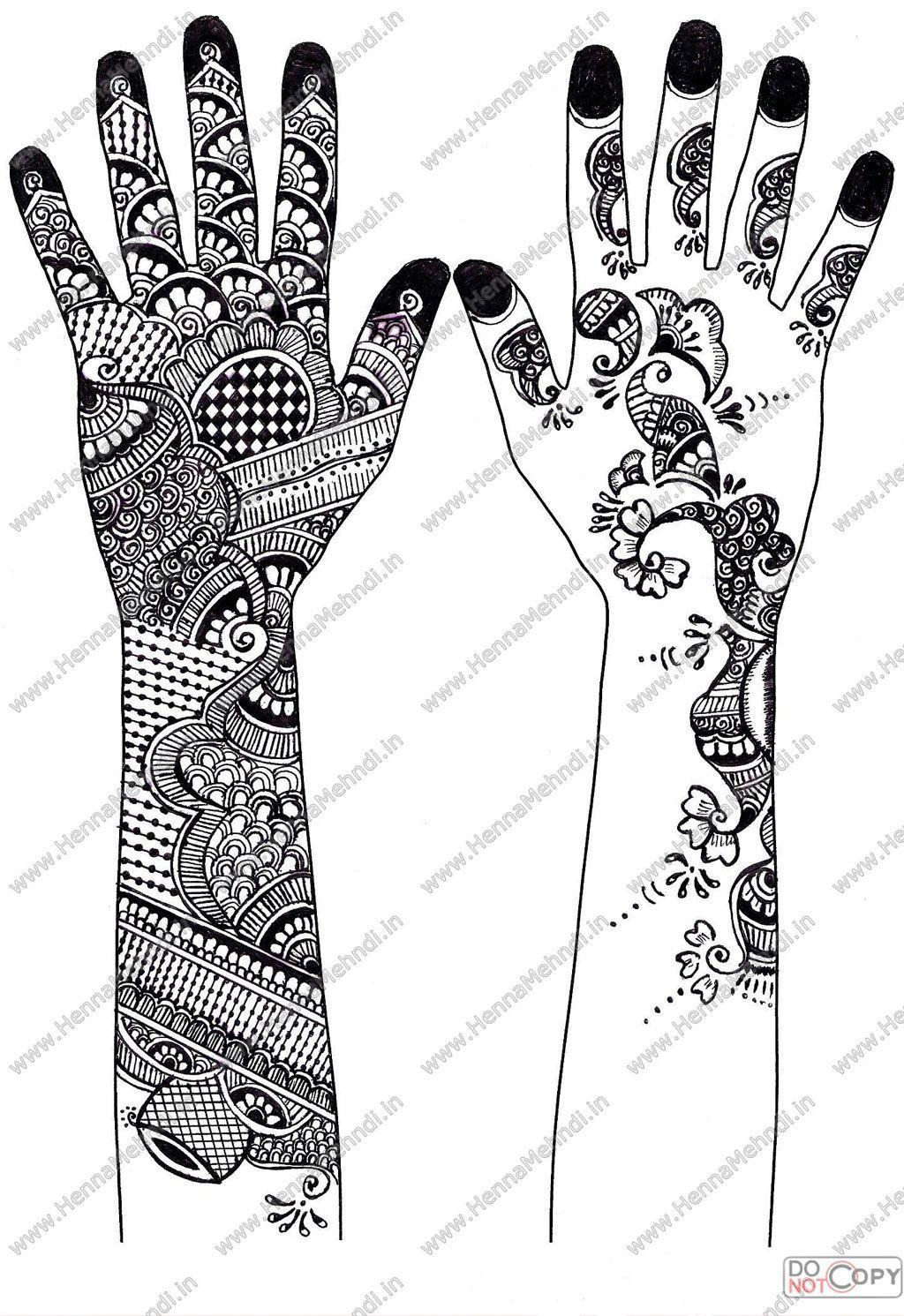 Pakistan Cricket Player Printable Henna Designs Beginner Henna