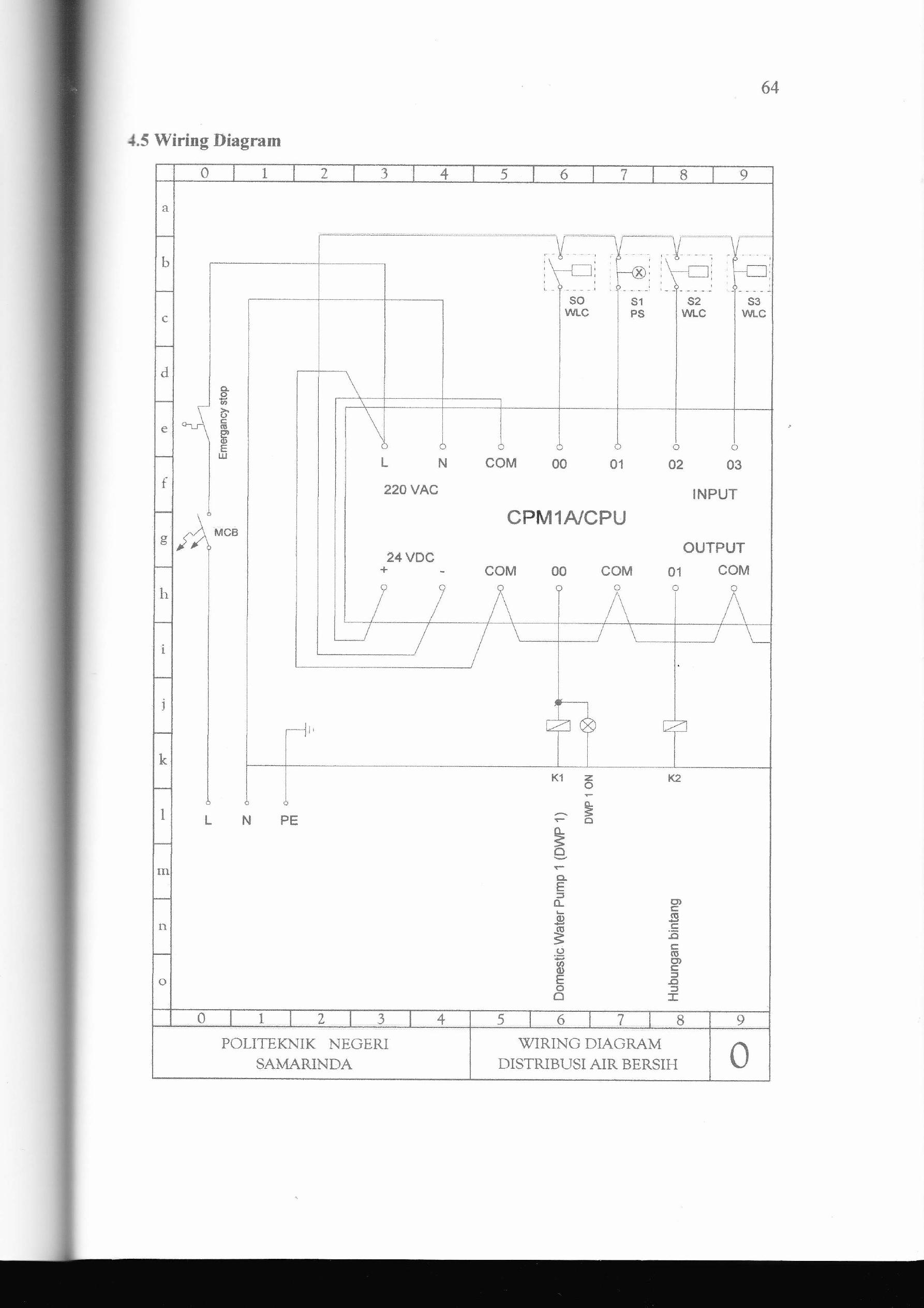 Wiring Diagram Plc Omron Diagram Wire Cool Photos