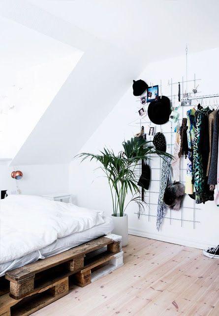 15 Idee fai da te per arredare piccole camere da letto | Cameras ...