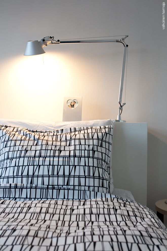 Valkoinen Harmaja -blogi, Finlayson Coronna -lakanat.   Textiles   Pinterest   Bedroom, Design ...
